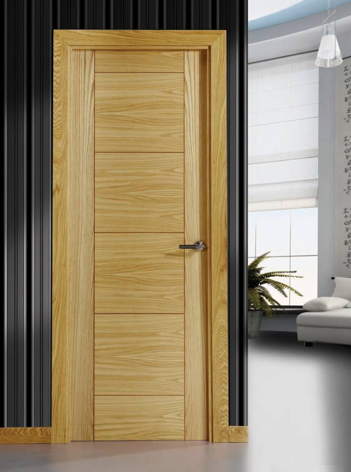 Puertas de madera modelo de puertas en madera cargando for Puertas de madera malaga